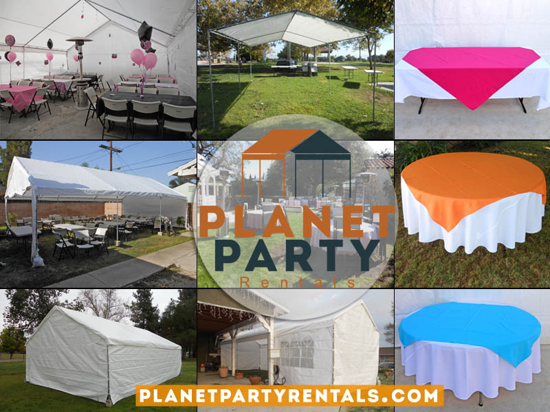 Tent Rentals Tables Chairs White Wooden Chairs